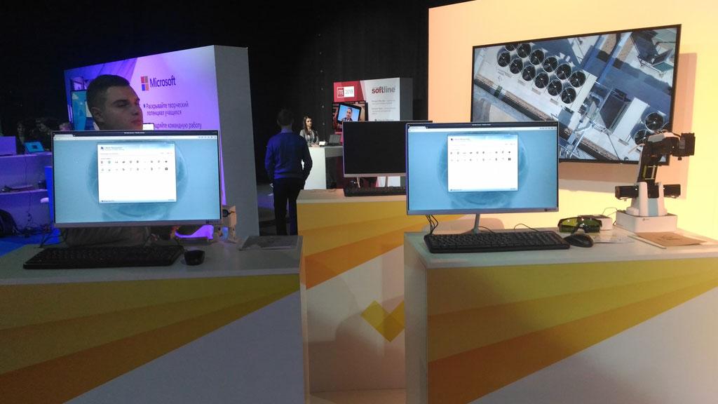 Компания Velcom на выставке-форуме Информационные технологии в образовании