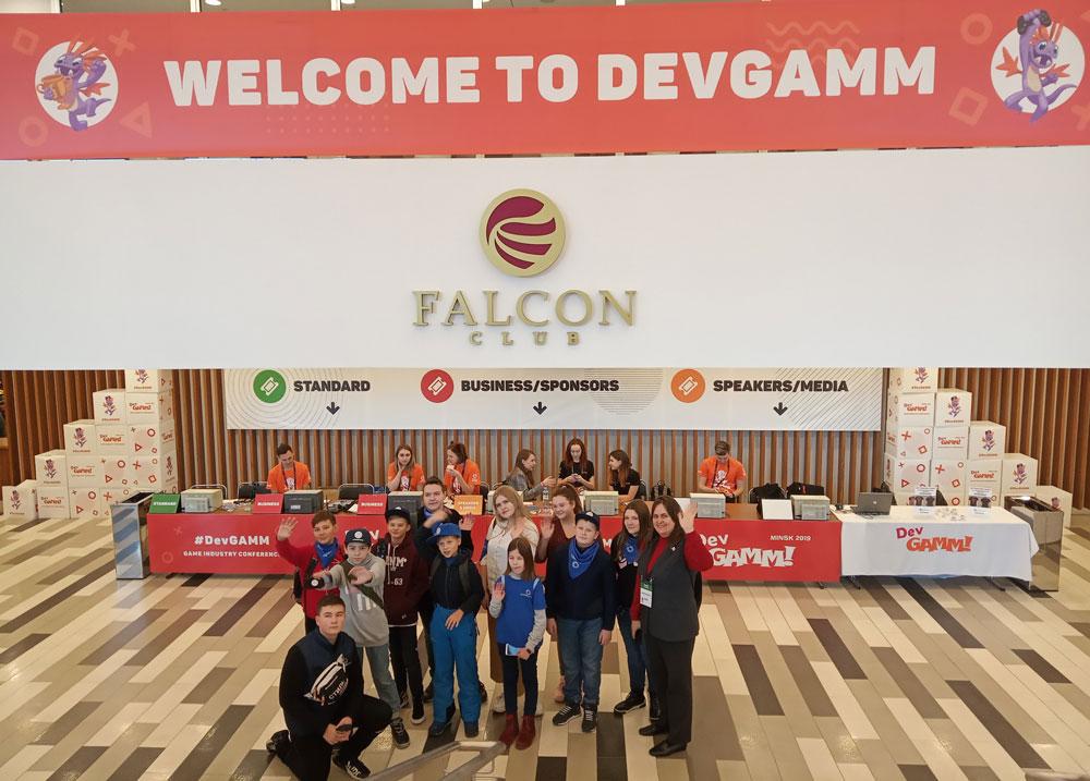 Стембриджеры на DevGAMM