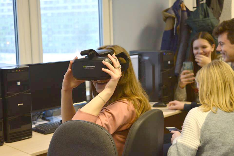 Изучаем совй VR-мир!